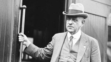 Sir John Monash, 1929.