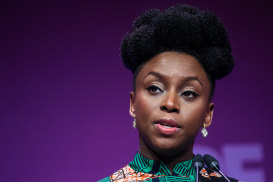 Chimamanda Ngozi Adichie inveighs against well-meaning euphemisms and shallow definitions of death and grief.