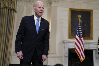 Joe Biden is about to secure the first legislative victory of his presidency.