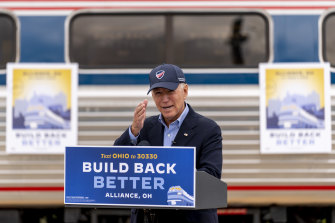 Joe Biden, a noted train fan, has decided not to ride to his inauguration on the Amtrak because of security fears.
