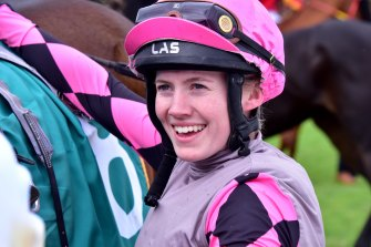 Mikaela Claridge died in a trackwork accident at Cranbourne in August 2019.