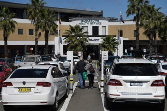 Bankstown-Lidcombe Hospital.