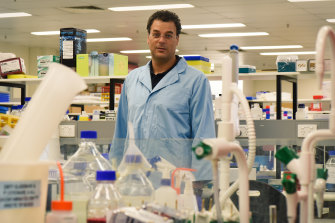 Genetic Signatures chief executive John Melki knew his technology could be used to diagnose COVID-19 patients.
