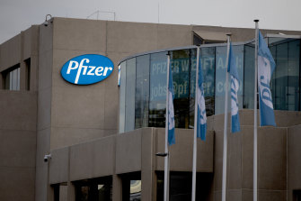 Pfizer sales have exceeded expectations but some analysts doubt whether demand will be sustained.