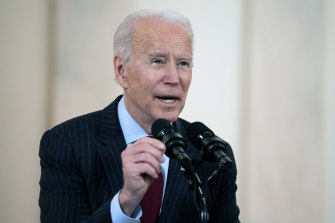 President Joe Biden has ordered a  review of vulnerabilities in America's supply chains.