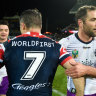 What feud? Smith's glowing tribute to Cronk
