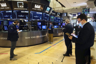 Wall Street's red hot run continued into the weekend.