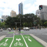 New cycleway planned down the centre of Sydney's Oxford Street