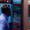 The ASX is set to drop at the open this morning.