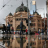 Half of Flinders Street closed for up to three years for Metro Tunnel work