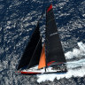 Comanche in Sydney to Hobart box seat