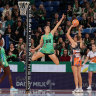 Who will lead their team into the netball decider?