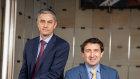 Moelis Australia joint chief executives Julian Biggins and Chris Wyke.