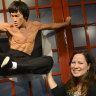 Five decades on, Bruce Lee's daughter brings warrior's spirit to life