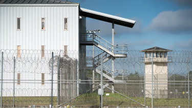 The William C. Holman Correctional Facility in Atmore, Alabama.