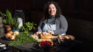 Epidemiologist and culinary enthusiast Emily Smith has scaled back her Thanksgiving plans because of the coronavirus pandemic.