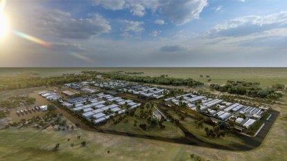 Work starts on Perth quarantine facility as Bullsbrook promised water solution