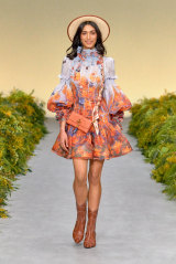 Zimmermann's collection is ultra-feminine.