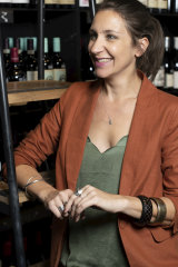 State Buildings wine director Emma Farrelly.