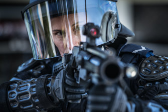 Victoria Police are getting a bigger arsenal to deal with armed offenders.