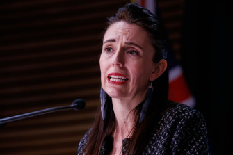 Prime Minister Jacinda Ardern vowed to push the laws through by the end of the month.