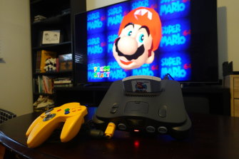 It's possible to get a good image from a Nintendo 64 to a HD TV, but not if the 64 happens to be from Australia.