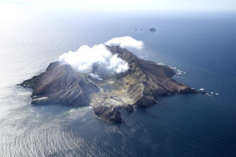Whakaari (White Island) volcano erupted while 47 people were on the island – including several tour groups and their guides.