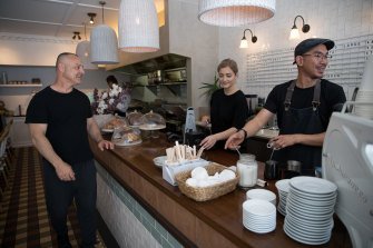 Z.I.A Kitchen is a sturdy newcomer to sunny Brighton-Le-Sands.
