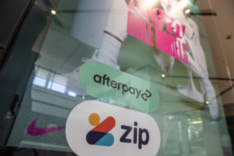 While Zip unveils its crypto plans Afterpay led the declines among tech stocks.