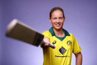 Meg Lanning wants to lead by example during the World Cup.