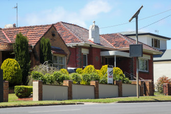 A real estate agent in Warrnambool has reported stiff competition for rental properties.