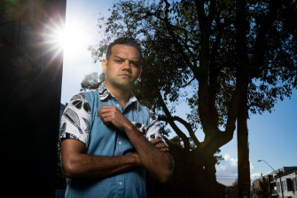Actor Meyne Wyatt speaks out about racism and the treatment of Indigenous people in Australia.
