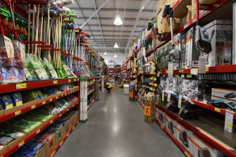 Wesfarmers shares hit new record highs on Wednesday.