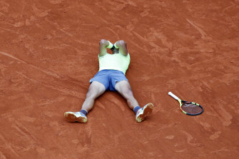 The French Open has not been rescheduled yet, but is likely to take place in late September-early October.