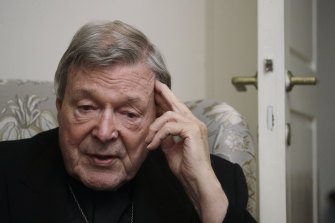 Cardinal George Pell's journals are the work of a naturally forceful man who is both politically and religiously conservative.