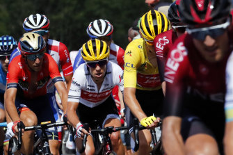 Australia's Richie Porte was 11th at the Tour de France with Trek-Segafredo last year.