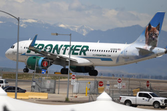 The Frontier Airlines incident came amid a surge of reports of unruly passengers on flights.