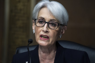 US deputy Secretary of State Wendy Sherman will be treading a tricky path in China.
