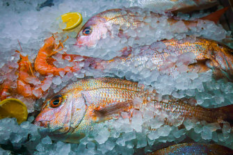 The research is a positive sign for seafood consumers.