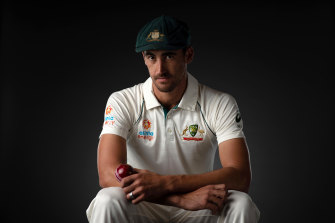 Mitchell Starc is back in form after being left out of much of the Ashes.