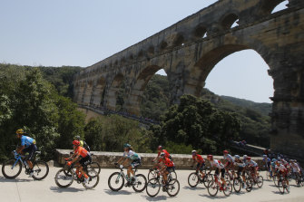 This year's Tour de France is likely to be held in August.