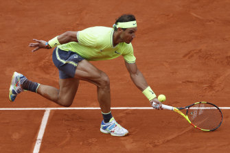 Rafael Nadal will chase a record-extending 13th title on the Paris clay.