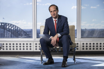 AMP CEO Francesco De Ferrari.
