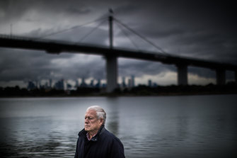 Tommy Watson remembers the West Gate bridge collapse 50 years on.