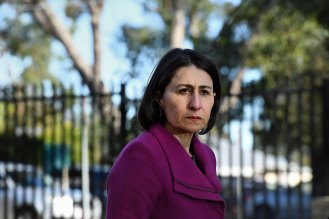 Ms Berejiklian said so far NSW has managed to hold the line, but the next two weeks would be critical.