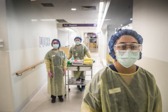 Victoria's diligent healthcare workers are hampered by fundamental failings with the system.
