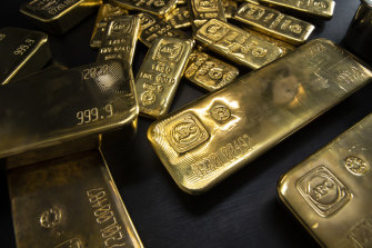 Gold miners were strong on Thursday.