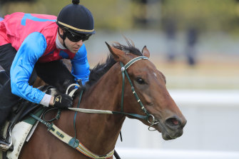 Moving to Australia has proved a career masterstroke for jockey Keagan Latham.