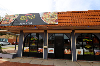 Police boosted patrols at the pizzeria after the Premier said an employee's lie had resulted in the SA lockdown.