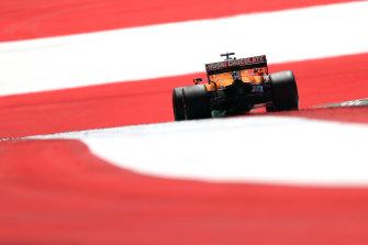 Daniel Ricciardo's struggles in the McLaren continued.